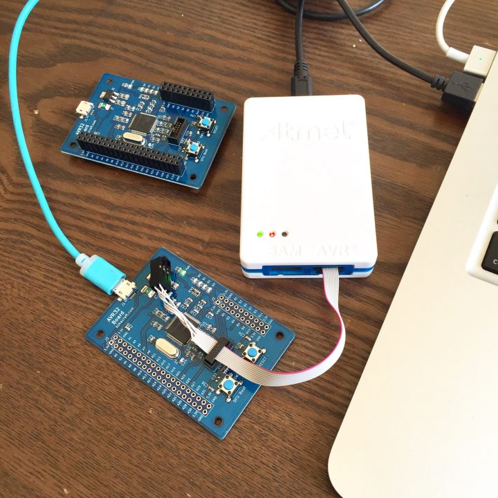AVR32のDFU ブートローダーを復活させる方法   kohacraftのblog