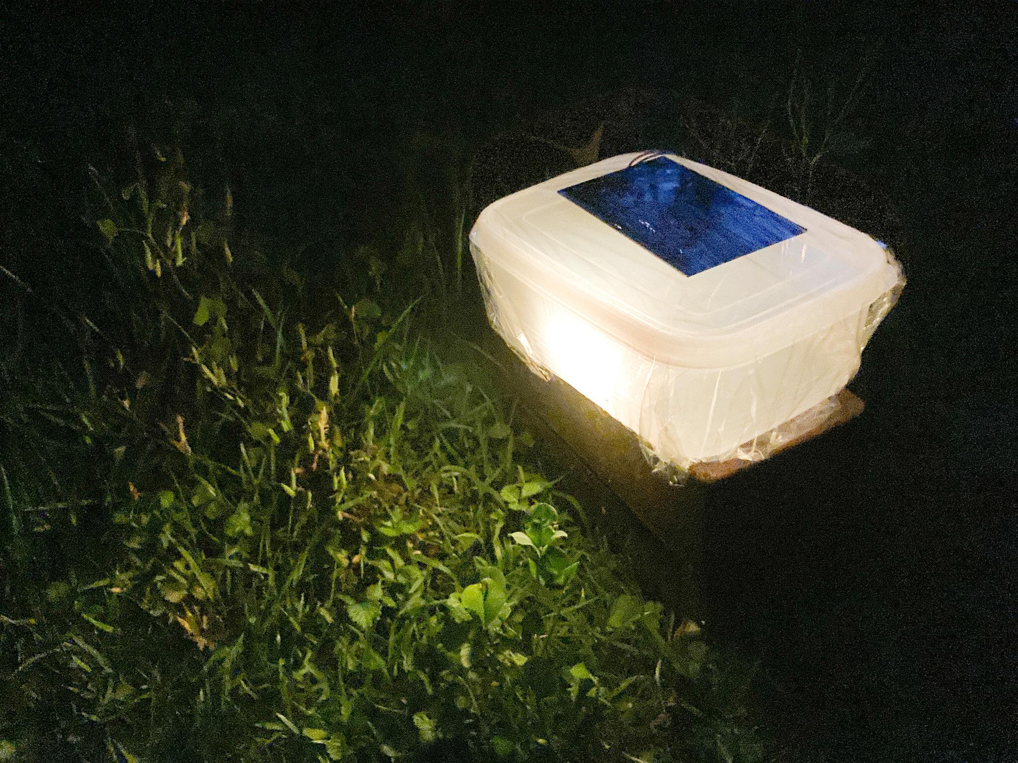 太陽電池を使った夏休みの自由研究
