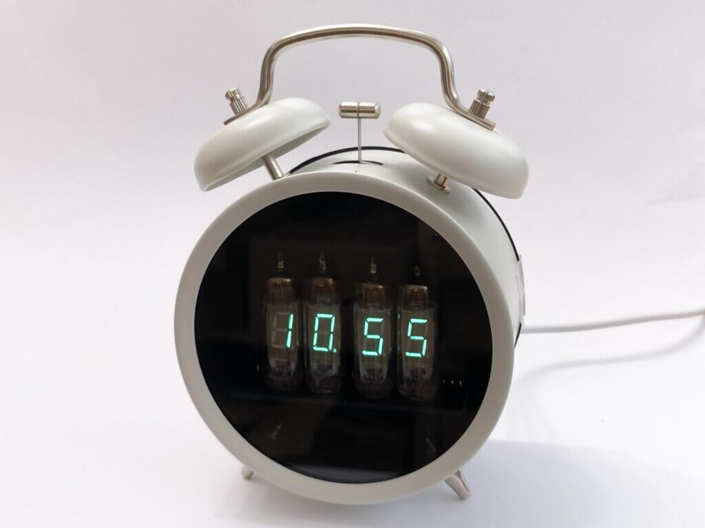レトロVFD時計