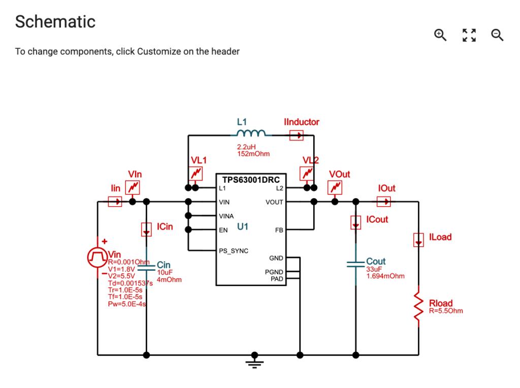昇降圧DCDCコンバータ回路