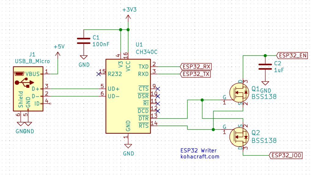 ESP32Writer