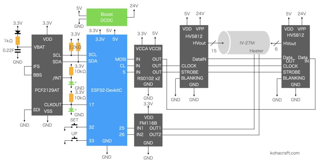 IV-27M回路図