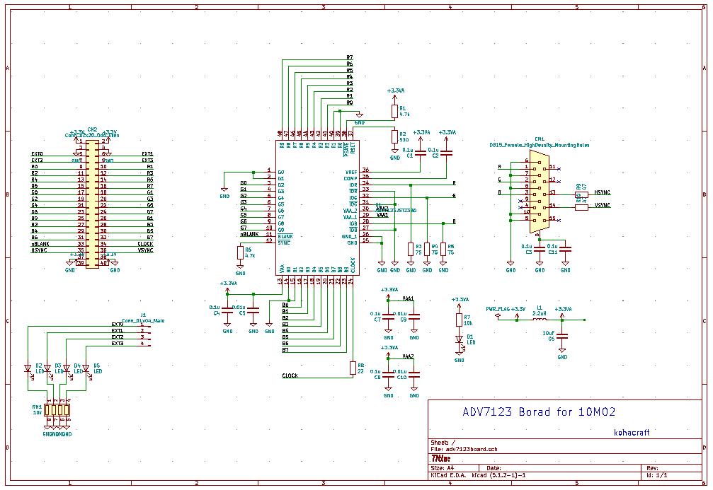 VGA Video Amplifire